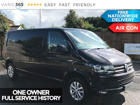 Volkswagen Transporter T30 2.0 Tdi Highline LWB 2.0 5dr Panel Van Manual Diesel