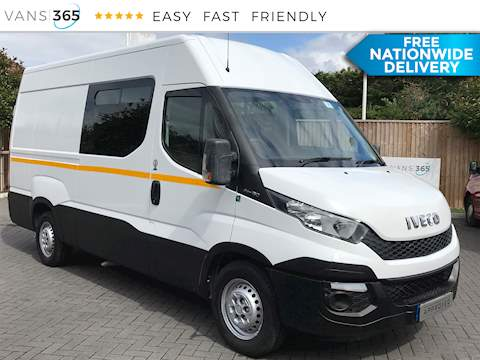 Iveco Daily 2.3HPi 35S13v MWB Mess Van 2.3 5dr Panel Van Manual Diesel
