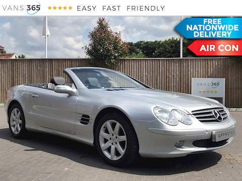 Mercedes Sl Sl350 3.7 Auto Convertible 3.7 2dr Car Automatic Petrol