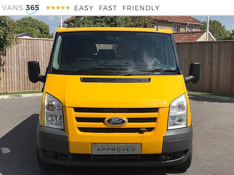 Ford Transit 2.2TDCi 300 SWB Low Roof 115bhp 2.2 4dr Panel Van Manual Diesel