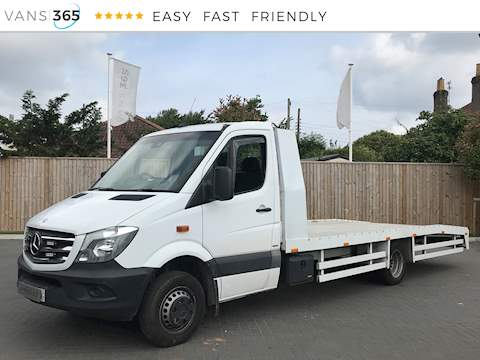 Mercedes-Benz Sprinter 513 2.1 Cdi 5tonne Recovery Truck 2.1 2dr Other Manual Diesel