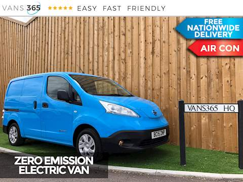 Nissan Nv200 E Acenta Rapid Plus Zero Emission 0.0 6dr Panel Van Automatic Electric