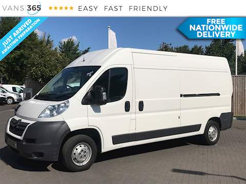 Citroen Relay 2.2HDi L3H2 LWB 2.2 5dr Panel Van Manual Diesel