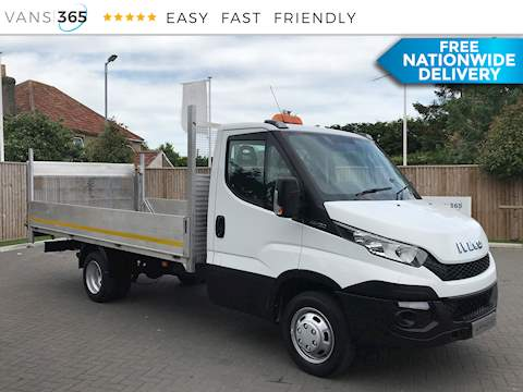 Iveco Daily 35C13 2.3Diesel LWB Twin Rear Wheels Dropside 2.3 2dr Dropside Manual Diesel