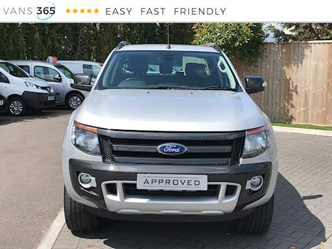 Ford Ranger 3.2TDCi Wildtrak 4X4 Double Cab 3.2 4dr Pick Up Automatic Diesel