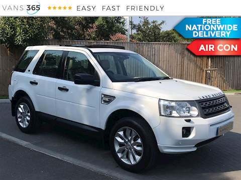 Land Rover Freelander 2.2 Td4 Xs 2.2 5dr Car Manual Diesel