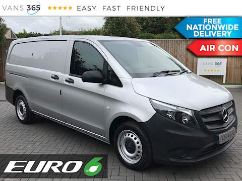 Mercedes-Benz Vito 111 1.6 Cdi LWB L2 1.6 6dr Panel Van Manual Diesel