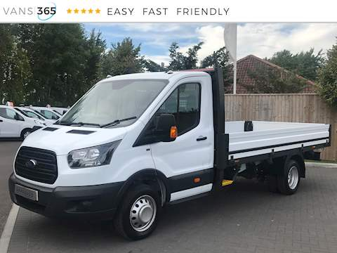 Ford Transit 350 L5 XLWB Dropside Twin Rear Wheel 2.0 2dr Dropside Manual Diesel
