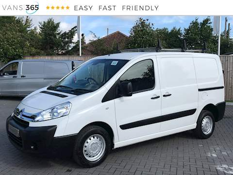 Citroen Dispatch 1000 L1h1 Enterprise 1.6HDi SWB 1.6 6dr Panel Van Manual Diesel