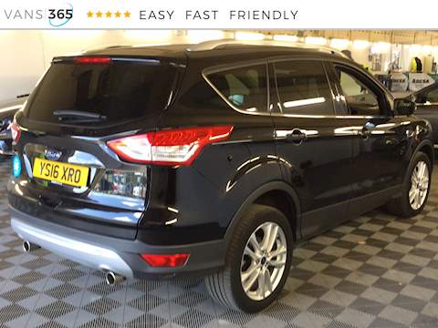 Ford Kuga 2.0TDCi Titanium X 150PS 2.0 5dr Car Manual Diesel