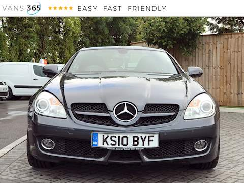 Mercedes Slk 1.8Slk 200 Kompressor 1.8 2dr Car Automatic Petrol