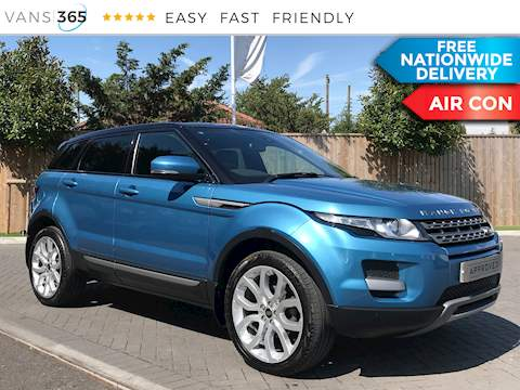 Land Rover Range Rover Evoque 2.2 Sd4 Pure Tech 2.2 5dr Car Automatic Diesel