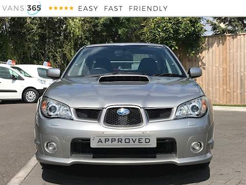 Subaru Impreza 2.5 Wrx Sti Spec D 2.5 4dr Car Manual Petrol