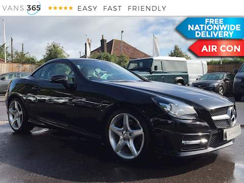 Mercedes-Benz Slk Slk250 2.1Cdi Blueefficiency Amg Sport 2.1 2dr Car Automatic Diesel