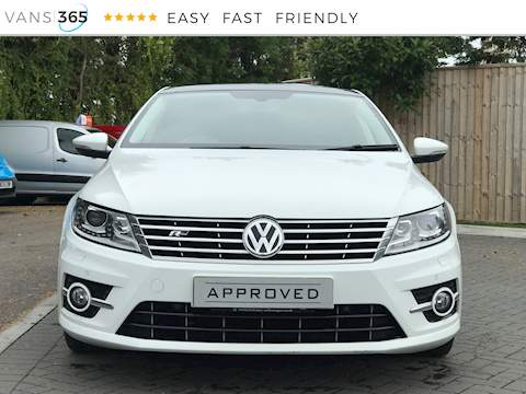 Volkswagen Cc 2.0 R Line Tdi Bluemotion Technology 2.0 4dr Car Manual Diesel