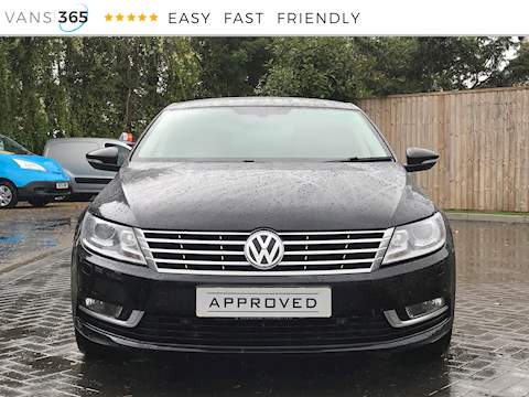 Volkswagen Cc 2.0 Gt Tdi Bluemotion Technology 2.0 4dr Car Manual Diesel