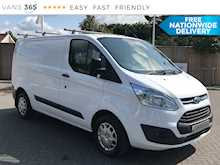 Transit Custom 270 Trend 2.2TDCi SWB 125PS 2.2 5dr Panel Van Manual Diesel