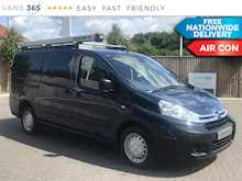 Dispatch 1200 L2h1 Enterprise 2.0 Hdi 2.0 6dr Panel Van Manual Diesel
