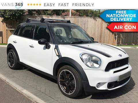 Mini Mini Countryman Cooper S 1.6 Petrol 185bhp 1.6 5dr Car Manual Petrol