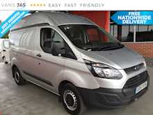 Transit Custom 310 2.2TDCi 100PS SWB High Roof 2.2 5dr Panel Van Manual Diesel