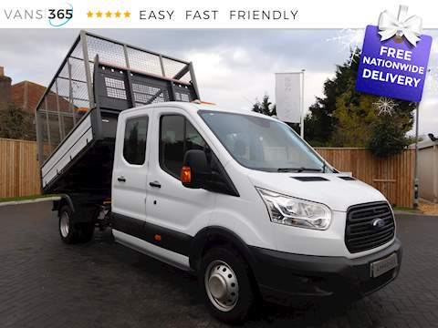 Ford Transit 350 L3 DCB Tipper 2.0 4dr Manual Diesel