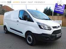 Transit Custom 290 Lr P/V 2.2 5dr Panel Van Manual Diesel