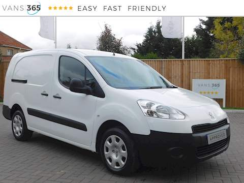 Peugeot Partner S 1.6 Hdi  LWB 1.6 6dr Small Van Manual Diesel