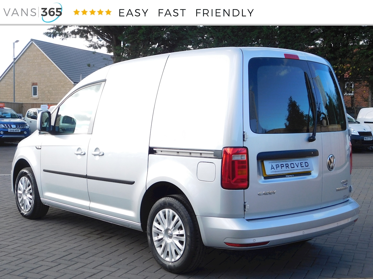 Used 2015 Volkswagen Caddy C20 2.0 TDi Trendline SWB 5dr Panel Van Manual  Diesel For Sale in Bristol (U247) | Vans 365