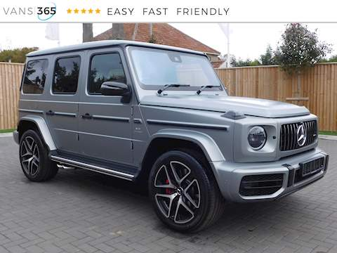 Mercedes G-Class Amg G 63 4Matic 4.0 5dr Car Automatic Petrol