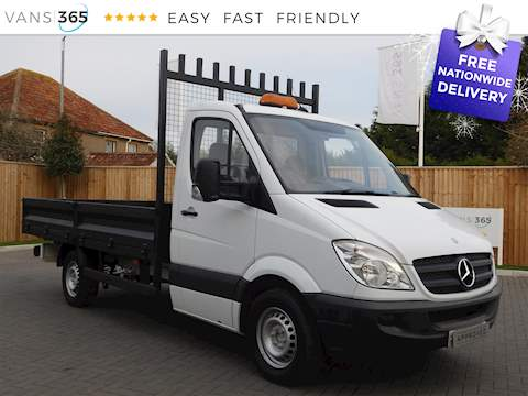 Mercedes Sprinter 310 Cdi 2.1 2dr Dropside Manual Diesel