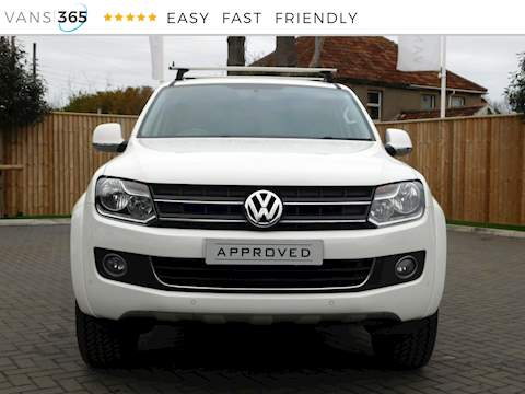 Volkswagen Amarok 180 Highline 4Motion 2.0TDI Pick Up 2.0 4dr Pick Up Manual Diesel