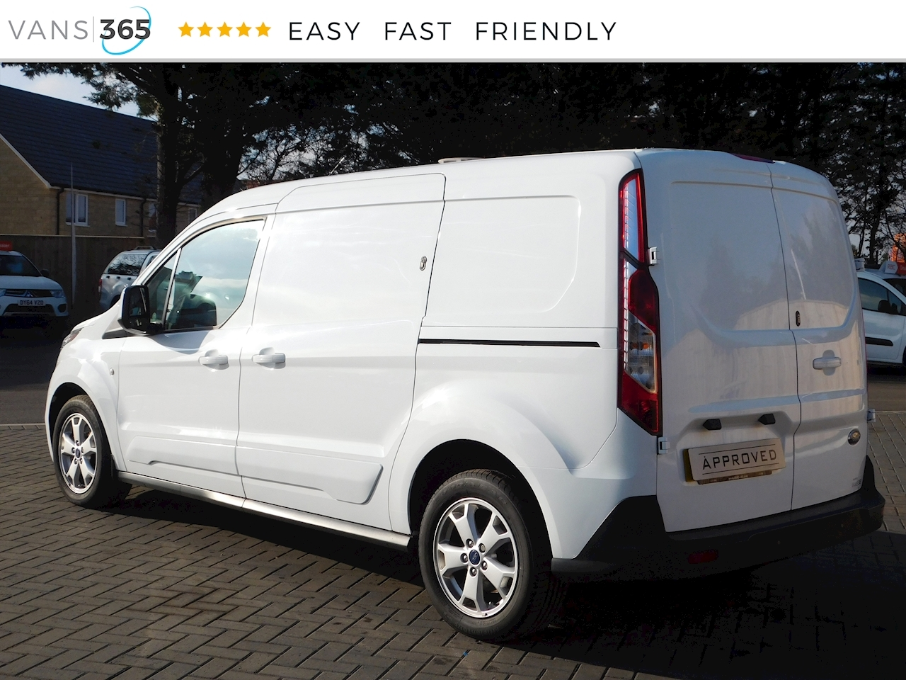 Used 2017 Ford Transit Connect 240 Limited P/V 1.5 5dr Small Van Manual  Diesel For Sale in Bristol | Vans 365
