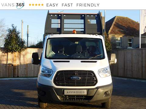 Ford Transit 350 Tipper MWB 2.2 RWD 2.2 2dr Tipper Manual Diesel