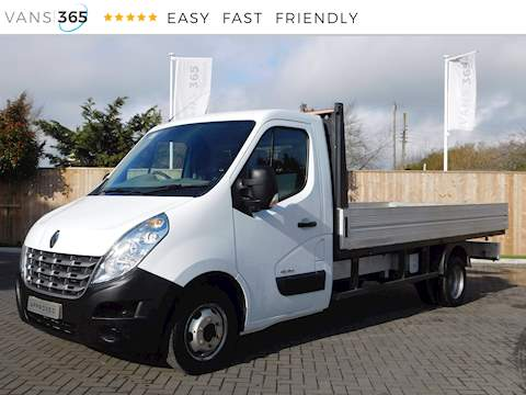 Renault Master Ll35 2.3 Dci L/R Dropside Drw 2.3 2dr Dropside Manual Diesel