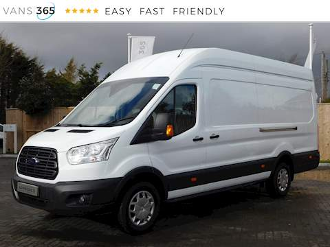 Ford Transit 350 L4 H3 P/V Jumbo 2.0TDCi 2.0 Panel Van Manual Diesel
