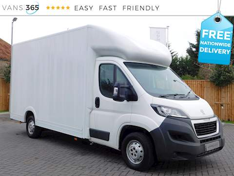 Peugeot Boxer Hdi 335 L3 Low Loader 2.2 5dr Luton Van Manual Diesel