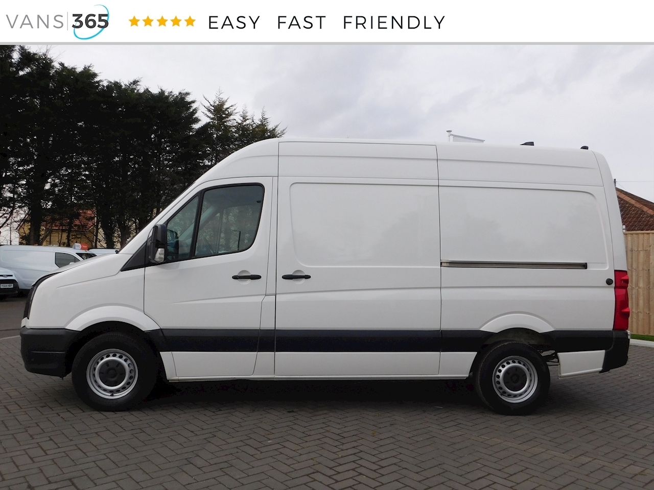4e5af7a7cd Used 2014 Volkswagen Crafter Cr35 2.0Tdi MWB High Roof 2.0 5dr Panel Van  Manual Diesel For Sale in Bristol (U475)