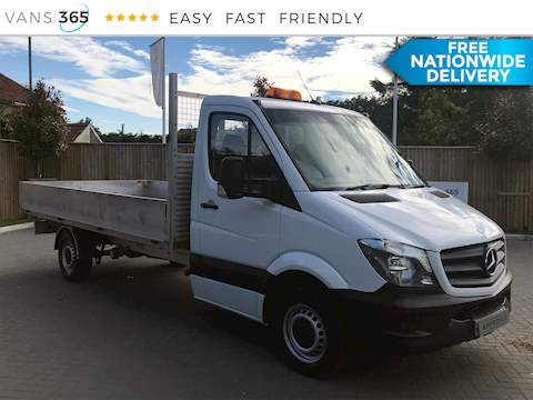 Mercedes-Benz Sprinter 313 2.1 Cdi Dropside LWB 2.1 2dr Dropside Manual Diesel