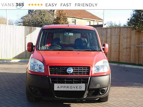 Fiat Doblo Active 1.2 Wheelchair Acces 1.2 5dr Mpv Manual Diesel