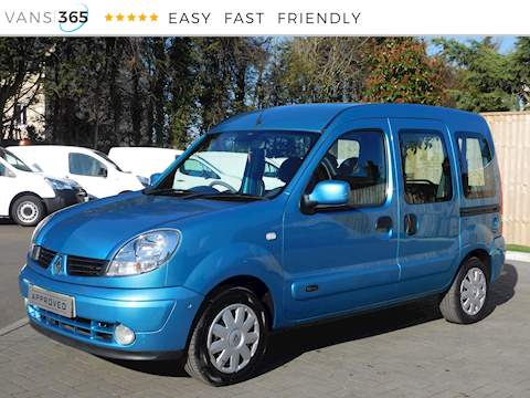 Renault Kangoo Expression 1.1 , 16V Wheelchair Acces 1.1 5dr Mpv Manual Petrol