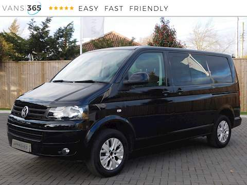 Volkswagen Transporter T30 2.0 Tdi Kombi Highline Manual 2.0 5dr Van With Side Windows Manual Diesel