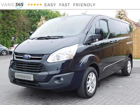 Ford Transit Custom 270 L1 SWB 2.0TDCI Limited 2.0 5dr Panel Van Manual Diesel