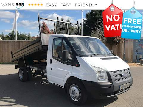Ford Transit 350 2.4TDCI MWB Tipper 2.4 2dr Tipper Manual Diesel