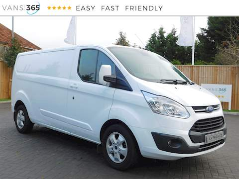 Ford Transit Custom 290 2.0TDCI Limited L2 LWB 2.0 5dr Panel Van Manual Diesel