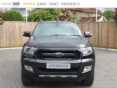 Ford Ranger Wildtrak 4X4 Dcb 3.2 Tdci 3.2 4dr Pick Up Automatic Diesel
