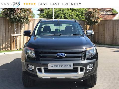 Ford Ranger Wildtrak 4X4  3.2Tdci Double Cab 3.2 4dr Pick Up Manual Diesel