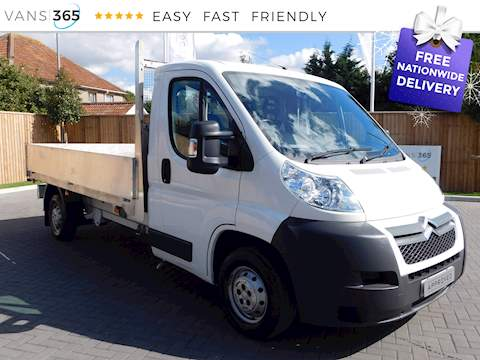 Citroen Relay 35 L3 Hdi Dropside 2.2 2dr Dropside Manual Diesel