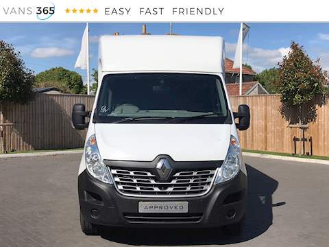 Renault Master Ll35 Business 2.3Dci LWB Luton with TAIL LIFT 2.3 Luton Van Manual Diesel