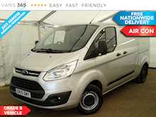 Transit Custom 290 Trend 2.2TDCi 125PS L2 LWB 2.2 5dr Panel Van Manual Diesel