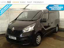 Trafic Sl27 Business Plus1.6DCi SWB 1.6 5dr Panel Van Manual Diesel